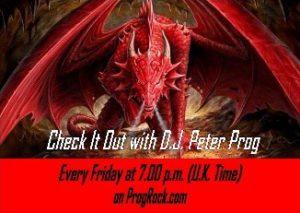 ON HIATUS - Check it Out w/ DJ Peter Prog