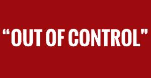 Out of Control w/DJ John Christensen (aka Wintereagle)