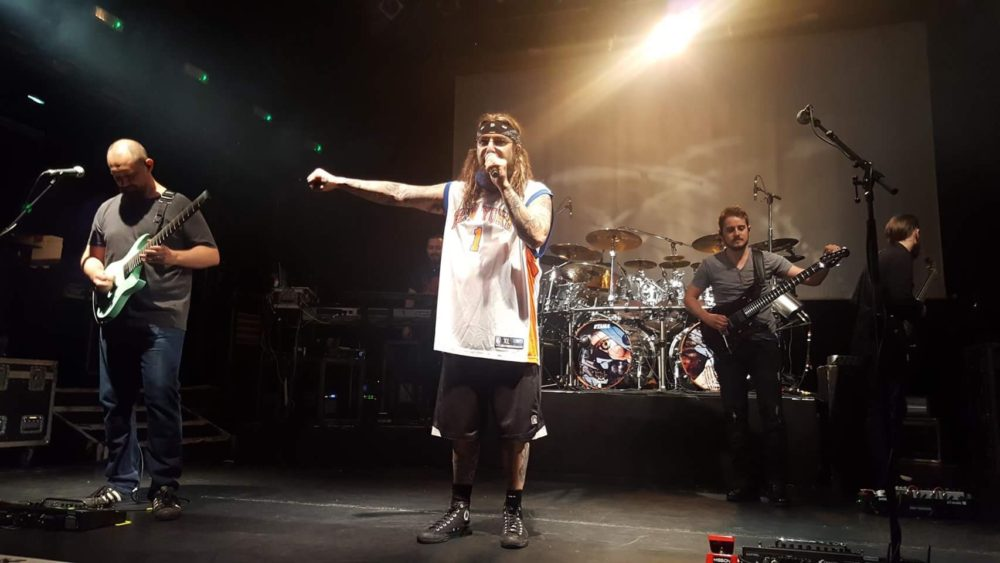Concert Review: Mike Portnoy's Shattered Fortress, London, England 6-28-17
