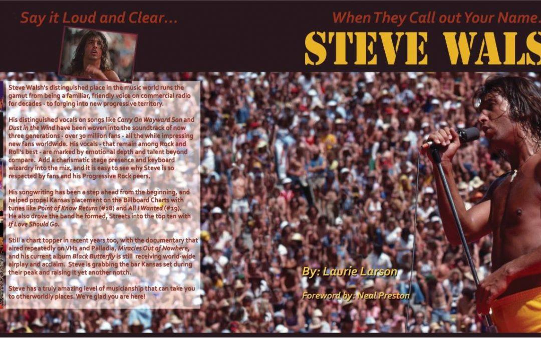 Steve Walsh Links