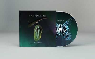 """Bad dreams teams up with PledgeMusic for the release of their new record """"Chrysalis"""""""