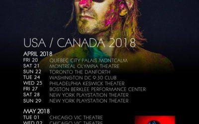 Steven Wilson announces 2018 North American tour dates
