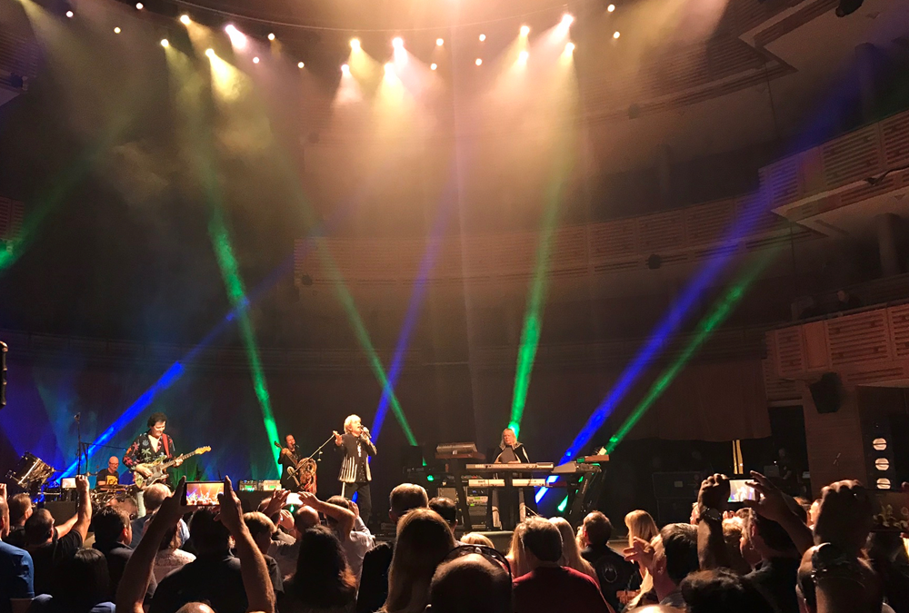 Concert Review: Yes feat. Anderson, Rabin, Wakeman finish tour in Miami