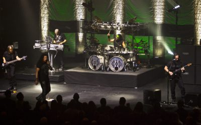 Concert Review: Dream Theater – Peoria, Illinois 11-4-17