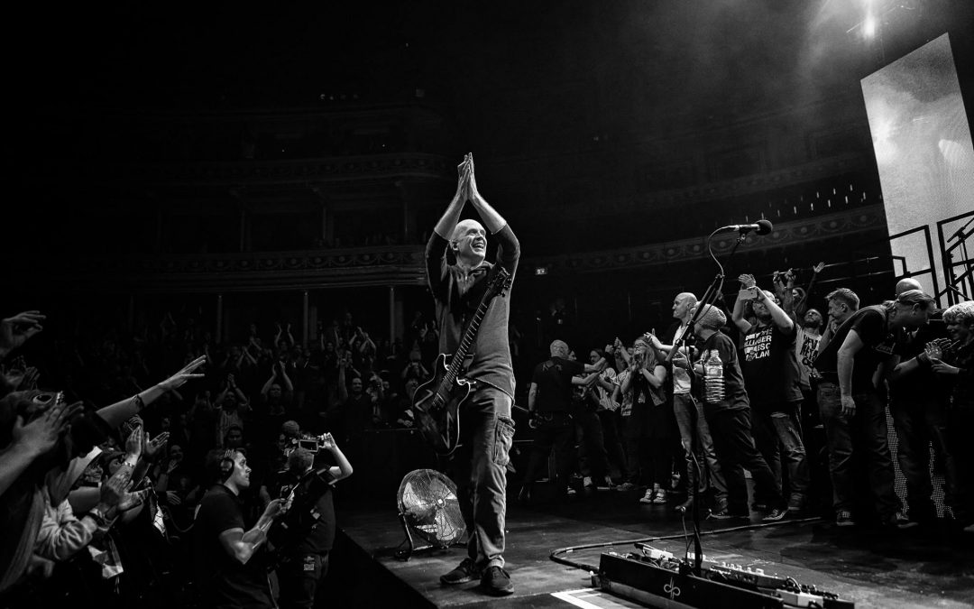 Devin Townsend announces hiatus from DTP