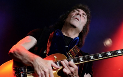 "Hear Steve Hackett's rerecording of the GTR classic ""When the Heart Rules the Mind"""