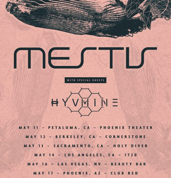 Javier Reyes' group Mestis announce first ever tour with Hyvmine