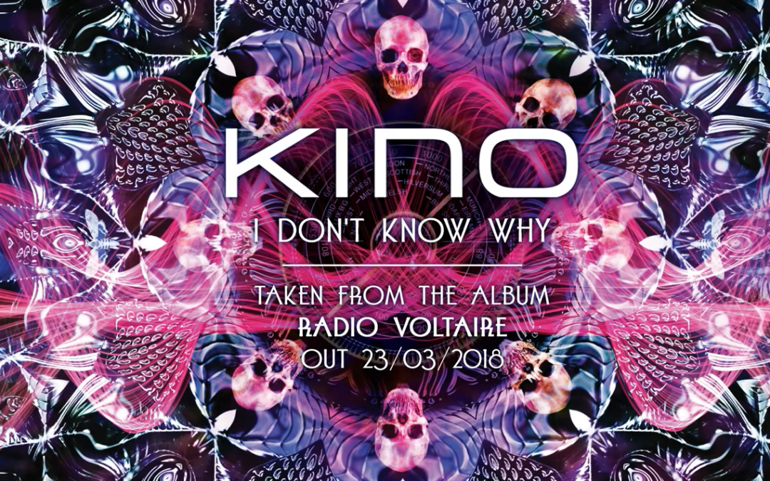 """Check out Kino's latest single """"I Don't Know Why"""""""