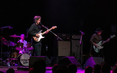 Concert Review: Eric Johnson, St.Louis, 3-22-18