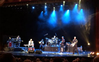 Concert Review: Mike + the Mechanics, Ft. Lauderdale 3-16-18