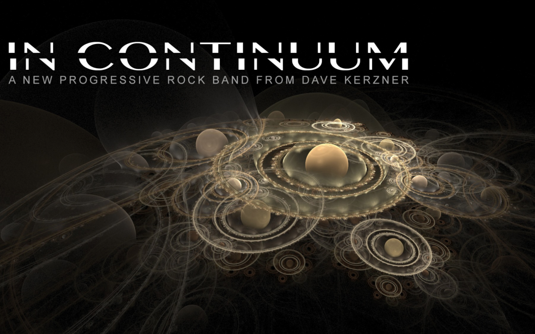 "Dave Kerzner Announces New Progressive Rock Supergroup ""In Continuum"""