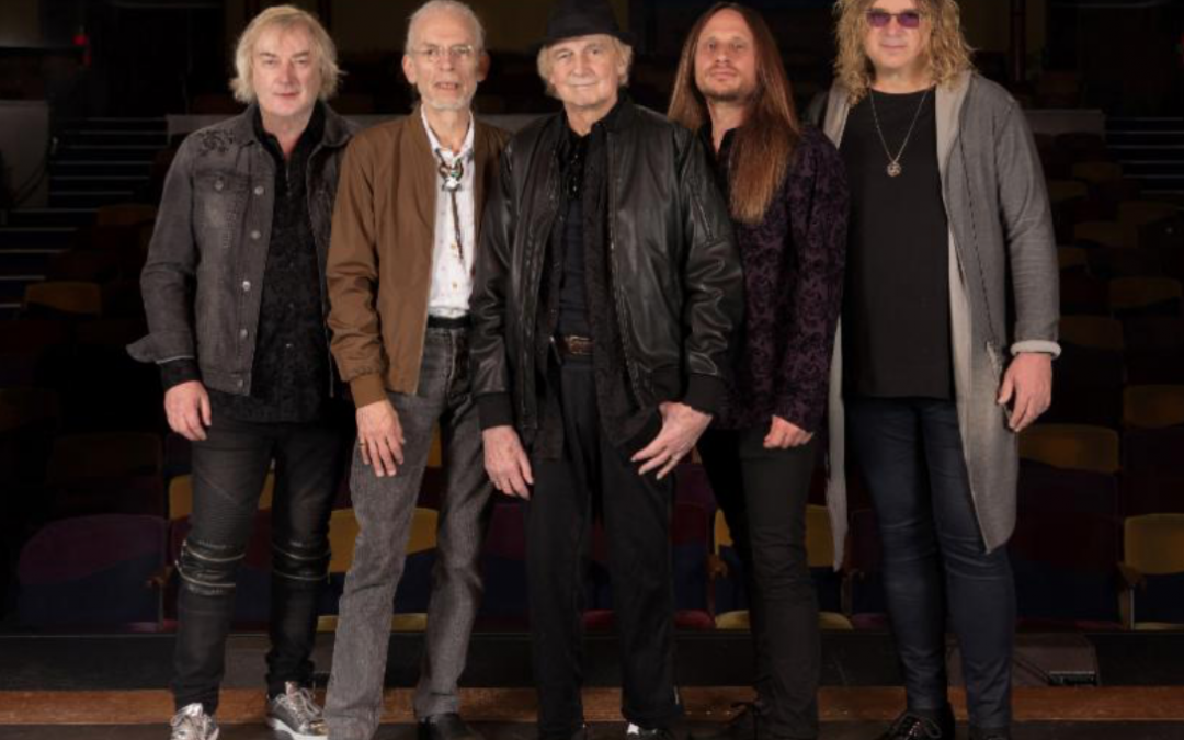 Yes release 50th anniversary North America tour dates