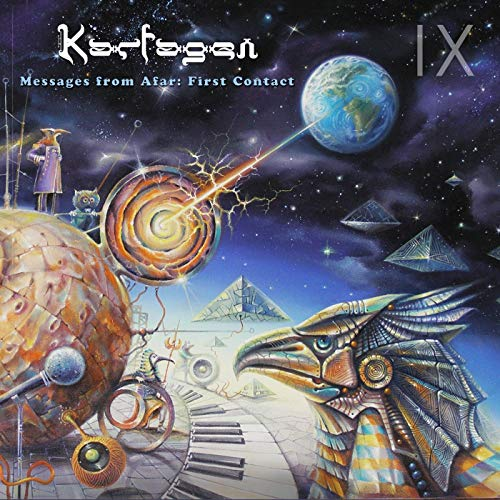 Mark's Quick Review: Karfargen's – Messages from Afar: First Contact