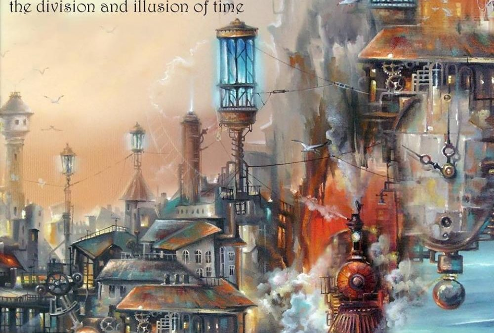 Mark's Quick Review: Sunchild's – Messages from Afar – The division of Illusion and Time.