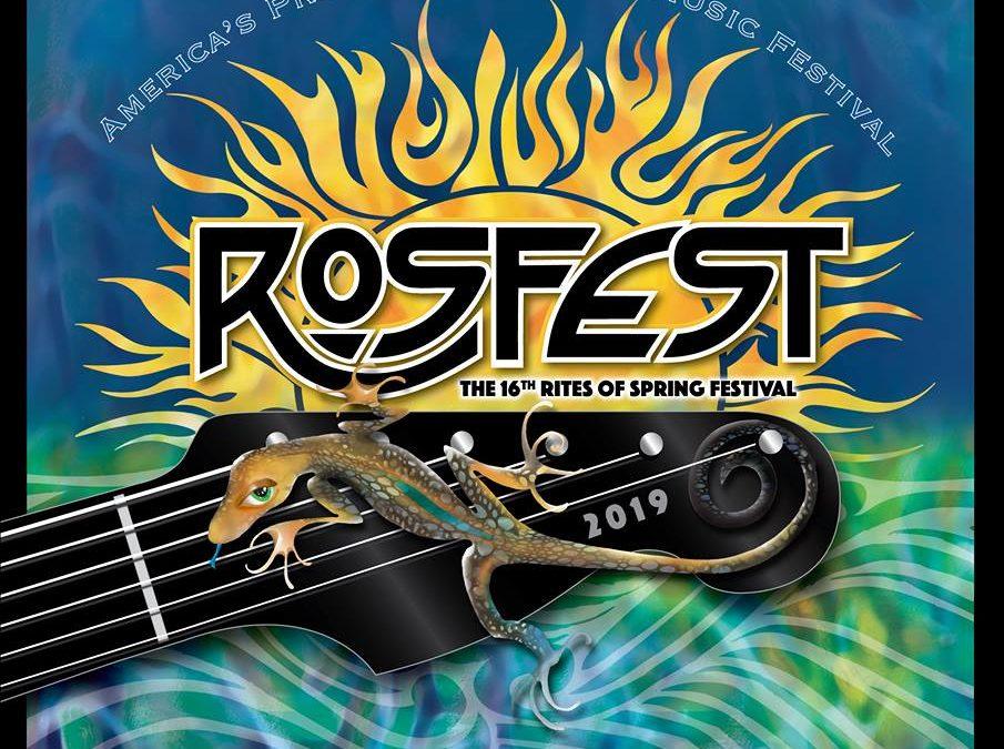 Festivals at 4: RoSfest 2019