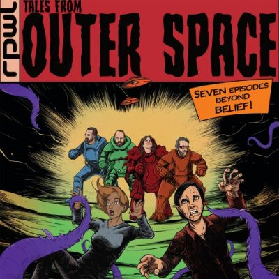 RPWL Releases Tales from Outer Space.