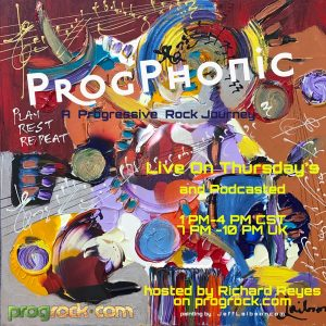 ProgPhonic w/ Richard Reyes
